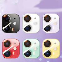 For iPhone 11 12 Pro Max Ultrathin Tempered Glass Camera Lens Screen Protector