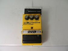 DOD FX50B Overdrive Plus Effects Pedal Vintage OD Free USA S&H