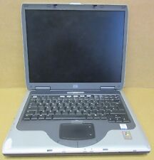 "HP Compaq NX9020 15"" NO RAM NO HDD DVD ROM Win XP HOME COA"