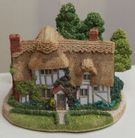 Lilliput Lane Camomile Lawn L0668 complete with Deeds