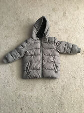 boys winter coat 3-4