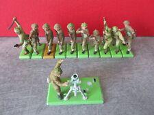 BRITAINS DEETAIL = 11 SOLDATS AU COMBAT WW2