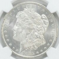 Gem BU 1883-O Morgan US Silver Dollar - New Orleans Mint - Uncirculated $1.00