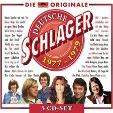 DEUTSCHE SCHLAGER 1977-1979 3 CD NEU - BATA ILLIC, ROY BLACK, MARY ROOS