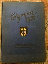 Olympia 1928 - Amsterdam Olympics (German)