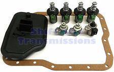 FS5A-EL SOLENOID SET FILTER PAN GASKET 06 UP MAZDA 3 5 6 MPV TRANSMISSION PCA