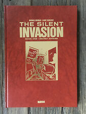 The Silent Invasion - Book One, Signed & Numbered - New Condition