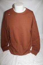 Forever 21 Men's Brown Kanye Inspired Sweater Size Medium Holes