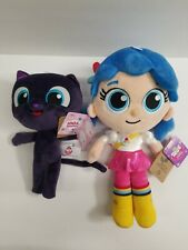 True & Bartleby set True and the Rainbow Kingdom Plush Netflix TV by Aurora