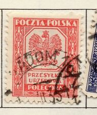 Poland 1929-38 Early Issue Fine Used 190914