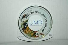 RATCHET & CLANK SIZE MATTERS USATO SONY PSP EDIZIONE ITA SOLO UMD GD1 42278