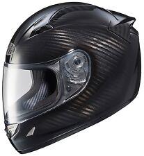 HJC Joe Rocket Speedmaster Carbon Fiber Motorcycle Helmet M MD MED Medium Snell