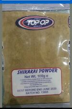 SHIKAKAI POWDER 100g- Top Quality- Top-up
