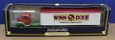 Ertl F534 1:43 1950 Chevy Semi Truck Diecast Winn Dixie Mint/ Box 1995