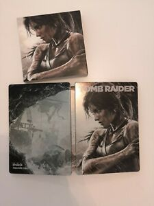 Tomb Raider steelbook playstation PS xbox