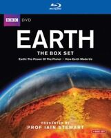 Terra - The Power Of The Planet / How Terra Fatto US Blu-Ray Nuovo (BBCBD00