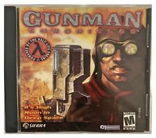 Gunman Chronicles Pc Brand New XP