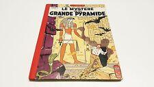 Blake et Mortimer T3 Le Mystère de la grande pyramide I 3B56 / Edgar P Jacobs