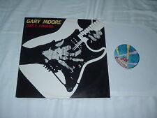 GARY MOORE Dirty Fingers '83 BRITISH HAIR metal Guitar Hero ORIG UK !! IMPORT !!