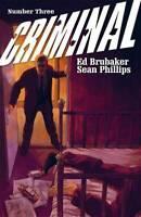CRIMINAL #3 IMAGE COMICS  COVER A 2019 1ST  PRINT