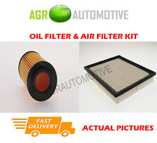 DIESEL SERVICE KIT OIL AIR FILTER FOR JEEP GRAND CHEROKEE 2.7 163 BHP 2001-04