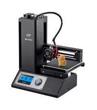 Monoprice MP Select Mini 3D Printer V2, Black With Heated Build Plate - Black
