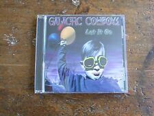 Let It Go by Galactic Cowboys (CD, 2000, Metal Blade) RARE!