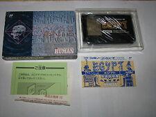 Egypt Famicom NES Japan import Complete in Box