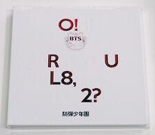 O!RUL8,2? [EP] by BTS (Bangtan Boys) (CD, Sep-2013, Loen Entertainment)