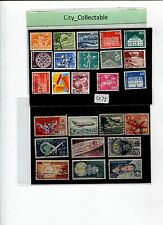 25 PCS MIXED USED STAMPS # S378