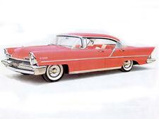 "1956 Lincoln Premiere Convertible 11 x 14""  Photo Print"