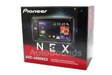 NEW Pioneer AVIC-6000NEX Double DIN DVD Player GPS App Mode Bluetooth HD Radio