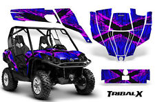 CAN-AM COMMANDER 800R 800XT 1000 1000XT 1000X GRAPHICS KIT DECALS STICKERS TXPBL