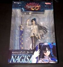 M.O.E. Colle Plus No. 32 Nagisa Phantasy Star Portable 2 Infinity PVC Figure New