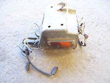 bsa 1971 500 250 BSA Triumph used Electric Harness Box