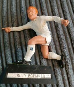 Wembley Soccer Stars figure BILLY BREMNER Scotland & Leeds professional