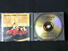 Maurice Jarre. Dead Poet's Society. Film Soundtrack. Compact Disc. 1989
