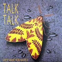 "Talk Talk ‎7"" Life's What You Make It - France (EX/EX)"