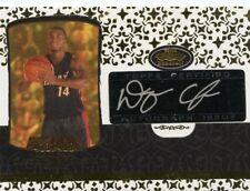 DAEQUAN COOK 2007-08 Topps Echelon DAEQUAN Rookie Auto Autograph #D /499
