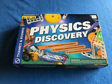 Physics discovery Experiment kit set Thames & Cosmos 2012