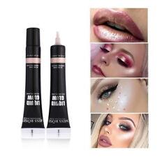 Women Make-up Face Contour Corrector Liquid Glow Highlighter Brighten Cream NG09
