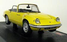 Sunstar 1/18 Scale 4056 1966 Lotus Elan SE Roadster Yellow Diecast model car