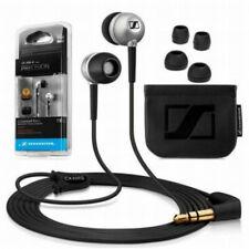 Sennheiser CX300-II Precision Noise Isolating Earbud Earphones Headphones SILVER