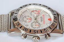 Riedenschild chronograph Grand Prix con milanaiseband Seiko Vd 53 mecanismo nuevo