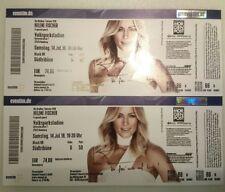 2 Konzertkarten Helene Fischer am 14.07.2018 in Hamburg Volksparkstadion
