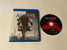 Assassin's Creed (Bluray, 2016) [BUY 2 GET 1]