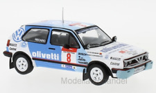 VW Golf II GTI 16V #8 Volkswagen Motorsport, Rallye WM 1987 1:43 Ixo  *NEW*