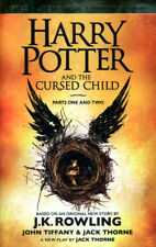 Harry Potter and the cursed child: parts one and two by J.K. Rowling (Hardback)