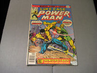 Luke Cage Power Man #36 (1976 Marvel)