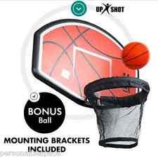 Trampoline Basketball Hoop Backboard Set Ball Fits 10ft 12ft 14ft 15ft 16f AU